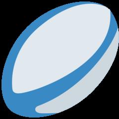 Rugby Football Emoji on Twitter