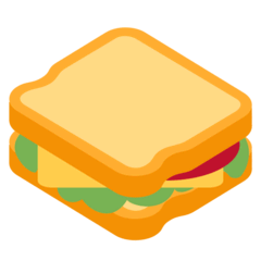 Sandwich Emoji on Twitter