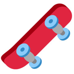 Skateboard Emoji on Twitter