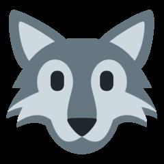 Wolf Emoji on Twitter