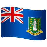 British Virgin Islands Emoji on WhatsApp
