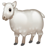 Ewe Emoji on WhatsApp