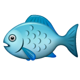 Fish Emoji on WhatsApp