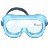 Goggles Emoji on WhatsApp