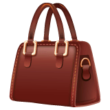 Handbag Emoji on WhatsApp