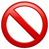 Prohibited Emoji on WhatsApp