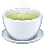 Teacup Without Handle Emoji on WhatsApp