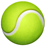 Tennis Emoji on WhatsApp