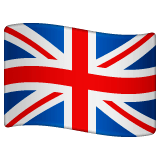 United Kingdom Emoji on WhatsApp