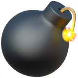 Bomb Emoji — Meaning, Copy & Paste