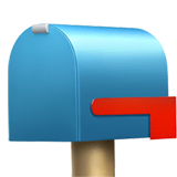 Closed Mailbox For Closed Mailbox With Lowered Flag Emoji Meaning Copy Paste