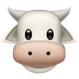 🐮 Cow Face Emoji — Meaning, Copy & Paste