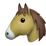 🐴 Horse Face Emoji — Meaning, Copy & Paste