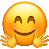 🤗 Hugging Face Emoji — Meaning, Copy & Paste
