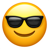 😎 Smiling Face With Sunglasses Emoji — Meaning, Copy & Paste